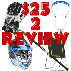 Lacrosse Gear Video Reviews