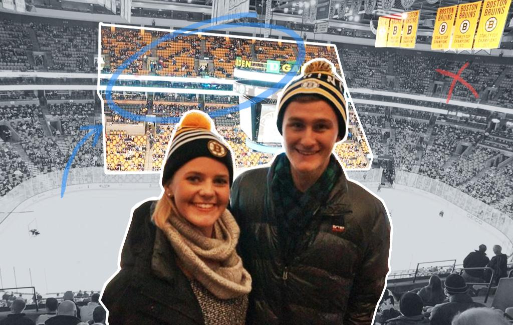 Boston TD Garden Celtics Bruins Visitor Guide2