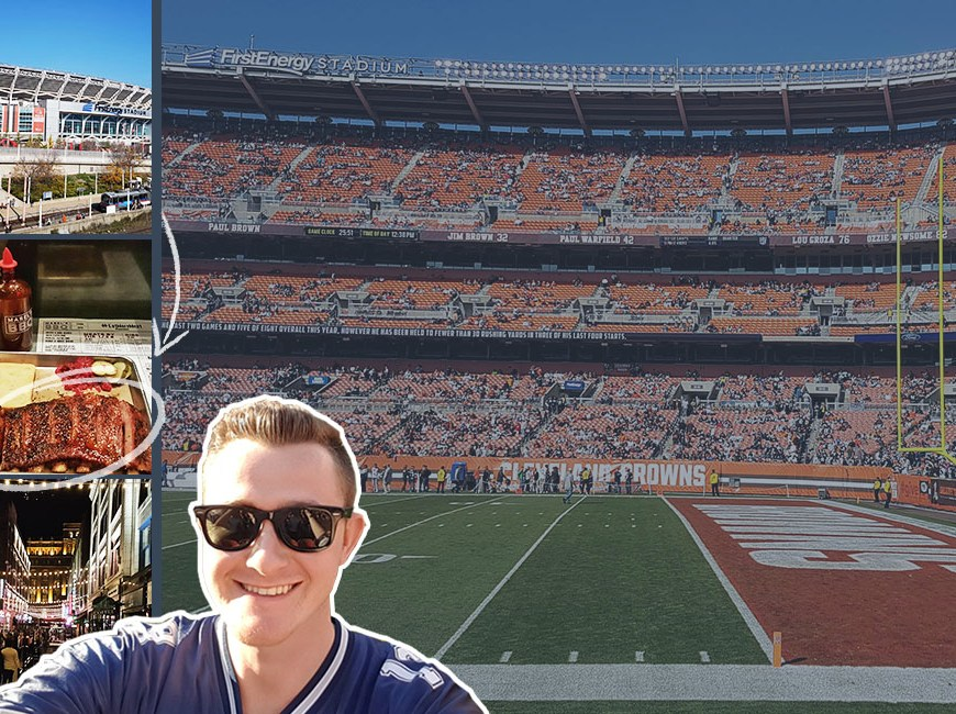 FirstEnergy Stadium Visitor Guide Cleveland Browns Fans
