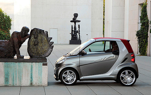 smart micro car