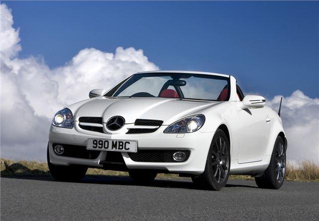 Mercedes-Benz SLK (R171) (2004-2011)