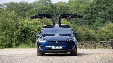 Tesla falcon wings