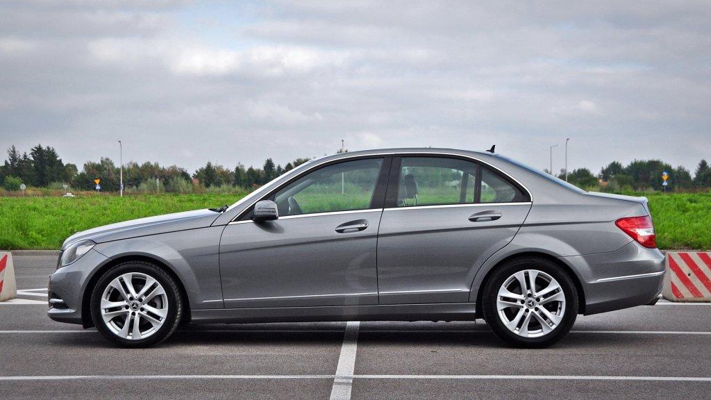 Mercedes-Benz klasy C w wersji sedan