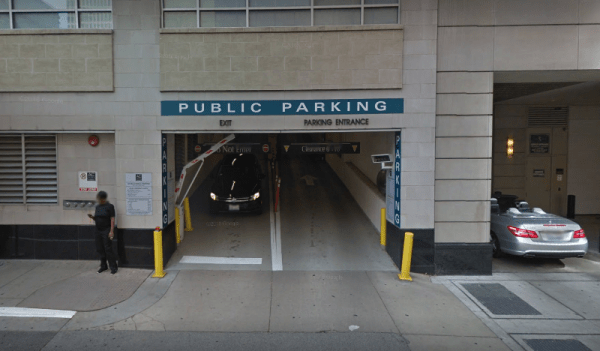 free parking trader joe's river north entrance