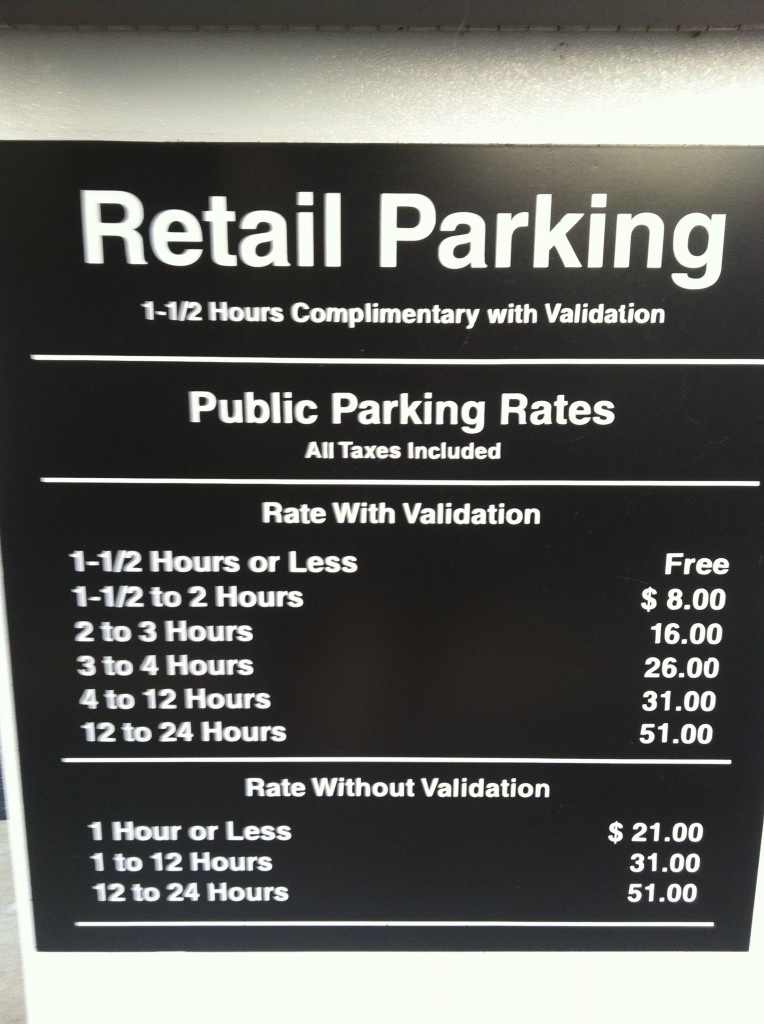 Chicago Downtown Parking Rates  Spothero Blog
