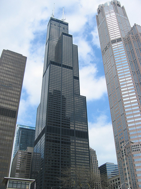 Sears Tower Parking  SpotHero Blog