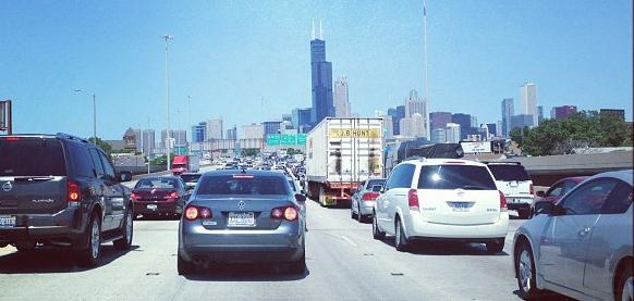 Chicago Traffic Spothero Blog