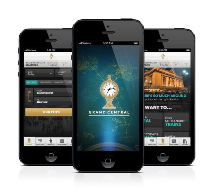 Grand Central App