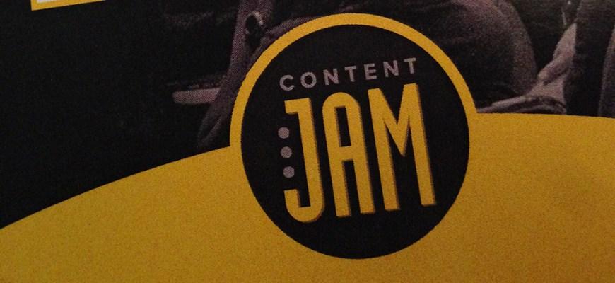 content jam 2013