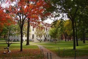 Harvard University Parking