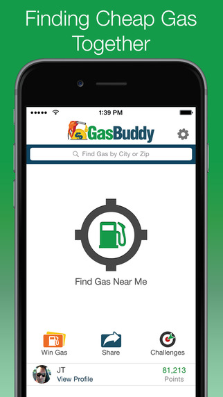 15 Best Apps for Commuters Who Drive - GasBuddy
