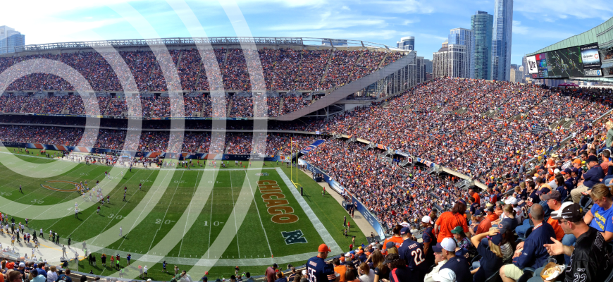 purchase cheap bbda3 7ae22 Chicago Bears Parking - Your Guide to Soldier Field Parking