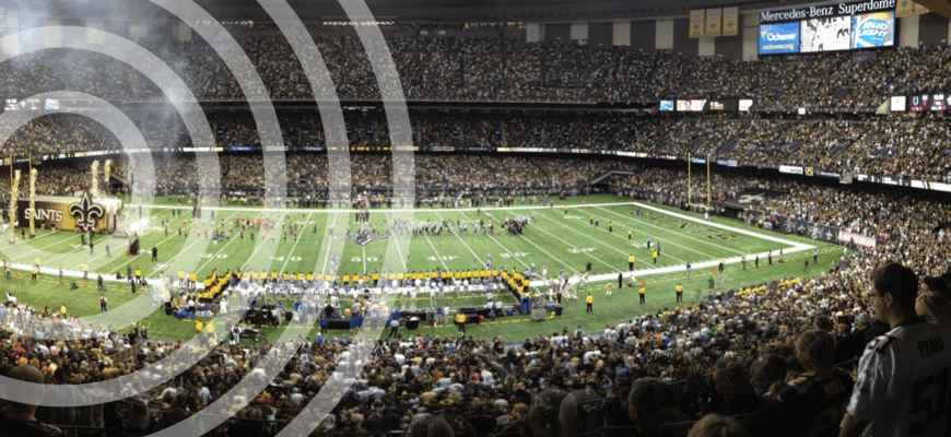 Saints parking your guide to mercedes benz superdome parking for Mercedes benz superdome parking prices