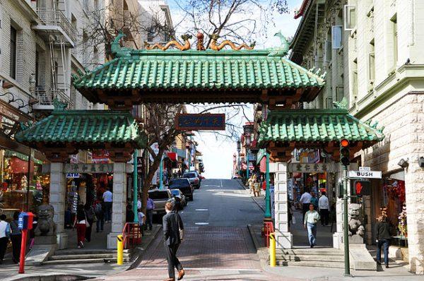 chinatown parking