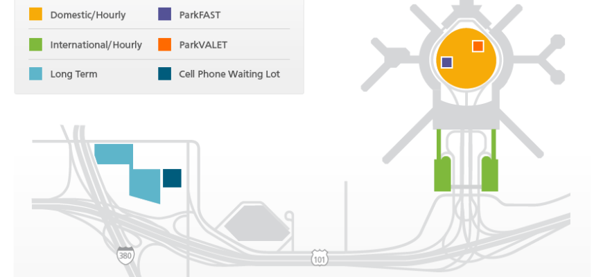 Where to Park at SFO: 7 Options for Easy SFO Parking