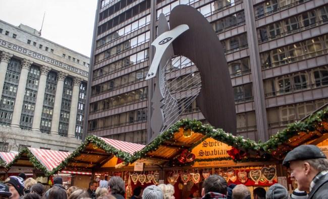 Chicago German Christmas Market.Christkindlmarket Parking Top Locations Starting At 3
