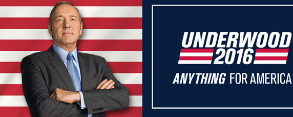 Frank Underwood for America