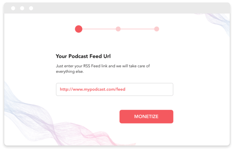 how to get a podcast feed address