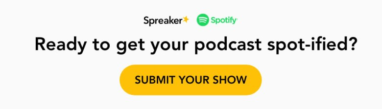 submit podcast to spotify 2018