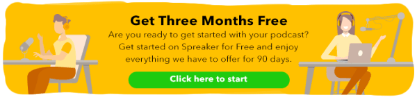 Start Your Podcast for Free with Spreaker