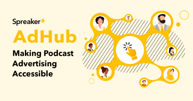 Podcast Advertising: ADHub