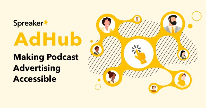 Podcast Advertising: ADHub
