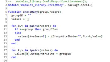 SQL SERVER – expressor Studio Includes Powerful Scripting Capabilities figure1