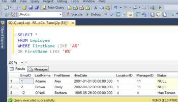SQL SERVER - Beginning SQL 2012 - Aggregation Functions - Abstract from Joes 2 Pros Volume 2 j2pcontest-613-1