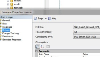 SQL SERVER - Four Different Ways to Find Recovery Model for Database modelmodification