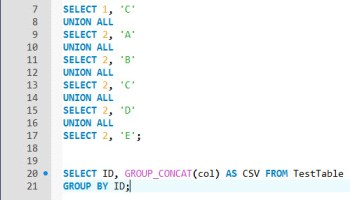 MySQL - Dynamic SQL with EXECUTE and PREPARE Statements