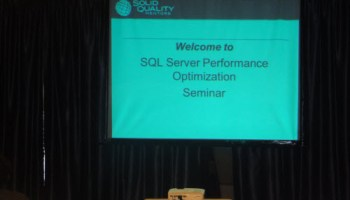 SQL SERVER - A Successful Performance Tuning Seminar - Hyderabad - Nov 27-28, 2010 - Next Pune puneseminar%20(2)