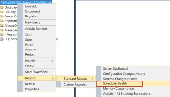SQL SERVER - SQLOS Scheduler and the Process States ssh1
