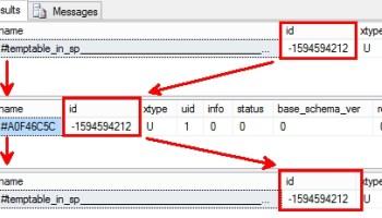 SQL SERVER - Inside Temp Table Object Creation temp_table_object_creation_II-01
