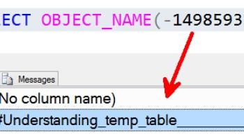 SQL SERVER - SQL Challenge - SQL Puzzle - Query Creating Most TempDB IO Usage tempdb-normal-02