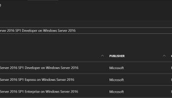 SQL SERVER - How to Change SQL Server Collation on Microsoft Azure VM (IaaS) create-sql-vm-on-azure-01