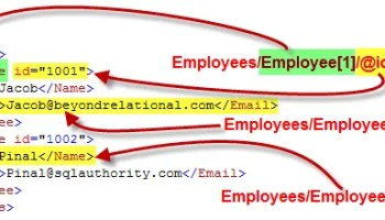 SQL SERVER - XML - Split a Delimited String - Generate a Delimited String xmlpost2