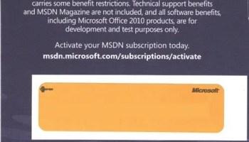 SQL SERVER - Win USD 11,899 worth MSDN Subscription 5 Days to go msdnfree