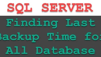 What is Copy Only Backup in SQL Server? - Interview Question of the Week #128 backupsqlserver