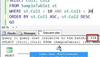 SQL SERVER - An Interesting Case of Redundant Indexes - Index on Col1, Col2 and Index on Col1, Col2, Col3 - Part 1 redundant31
