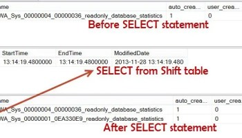 SQL SERVER - What Are Ghost Records and How to Clean Them Up? tempstats