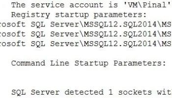 SQL SERVER - Startup Problem – FIX  - Error    5118, Severity 16, State 1 model-restoring-01