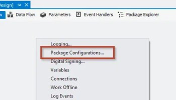 SQL SERVER - Getting Started with Project Versions in the SSIS Catalog - Notes from the Field #106 notf-79-1