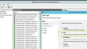 SQL SERVER - Back to Basics - What is Azure? SQL-Azure-VM-Firewall-Settings-01