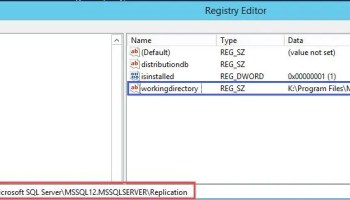 SQL SERVER - Unable to Bring SQL Online - DoSQLDataRootApplyACL : Failed to Create Directory Tree at SQLDataRoot DoREPL-01