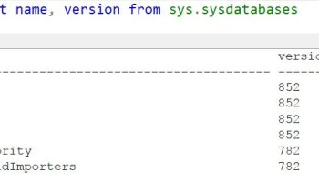 SQL SERVER - Always On Secondary Replica Huge Redo Queue – Version Store is Full. New Version(s) Could Not be Added alwayson-upgrade-02