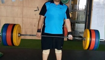 My Journey to CrossFit Level 2 Trainer (CF-L2) Credential - Level Up deadlift