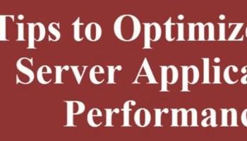 SQL SERVER - Whitepaper - Optimizing SQL Server Network Performance 5tipsperformance