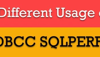 SQL SERVER - Monitoring SQL Server Database Transaction Log Space Growth - DBCC SQLPERF(logspace) - Puzzle for You dbccsqlperf