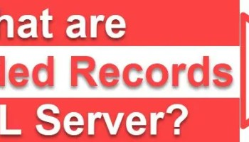 SQL SERVER - What is Forwarded Records and How to Fix Them? forwardedrecords