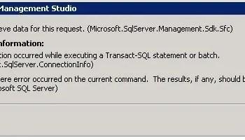 SQL SERVER - Where is ERRORLOG? Various Ways to Find ERRORLOG Location xpreaderrorlog-01-1